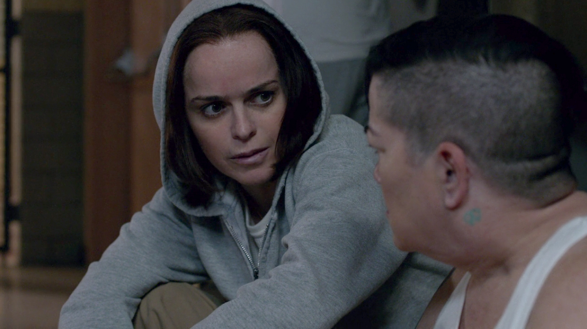 Taryn Manning, Orange is the New Black. Tiffany
