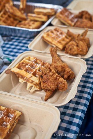 Farmerbrown Little Skillet- Chicken and Waffles
